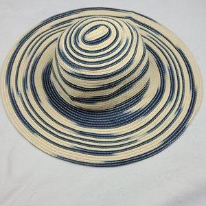 Michael Stars adjustable straw hat